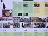 11 juli - Verkiezingsbord in gebuik genomen als notitiebord