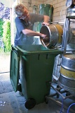 Wandelende brouwerij van Henriëtte Waal